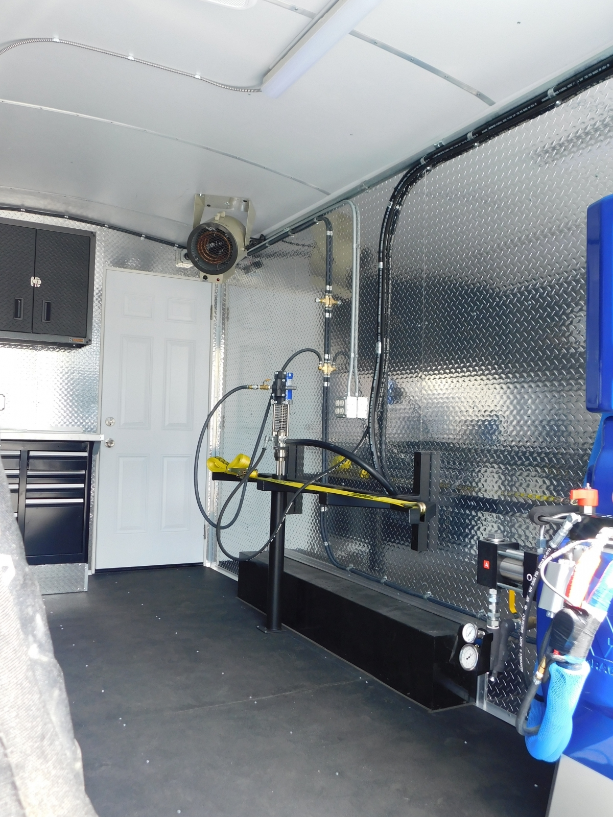 Commercial Spray Foam Rig